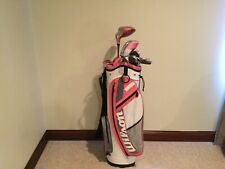 WILSON HOPE COMPLETE GOLF SET 11 Clubs WOMANS