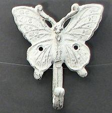 Cast Iron Butterfly Single Wall Mount Hook