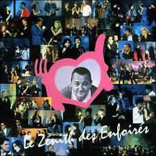 Les Enfoires Le Zenith des Enfoires CD