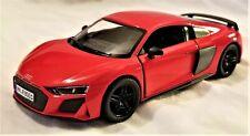 Kinsmart - 1:36 Scale Model 2020 Audi R8 Coupe Red (BBKT5422DR)