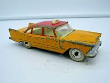DINKY TOYS No.266 PLYMOUTH PLAZA CANADIAN TAXI