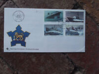 1982 SOUTH AFRICA NAVAL BASE SIMONSTOWN  FIRST DAY COVER