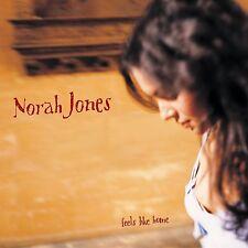 NORAH JONES ( NEW SEALED CD ) FEELS LIKE HOME