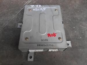 NISSAN JDM Z32/300ZX FAIRLADY VG30 HICAS ECU 28505 43P50 sec/h #25