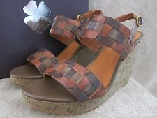 LUCKY BRAND Mai Womens Sandals Shoes US 8.5 M EUR 38.5 NWB