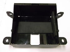 "Black Battery Tray for 7 5/16"" x 6 7/8"" Batteries on Custom Choppers- NEW!!!"