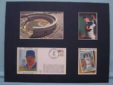 Baseball Hall of Famer & New York Met Great Tom Seaver & Commomerative Cover