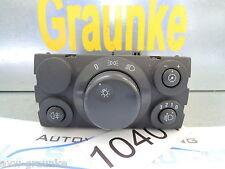 Lichtschalter Tachobeleuchtung Opel Astra H Fließheck 13100136ZD LK04063030
