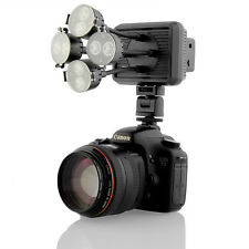 8 LED Video Light Photography Lights for Camcorder Camera Canon Pentax