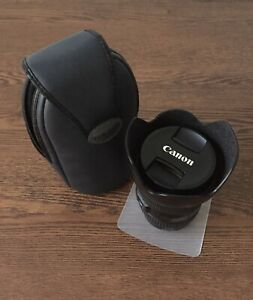 Tapa objetivamente anverso 72mm para Canon EF 85mm f//1.2l II USM