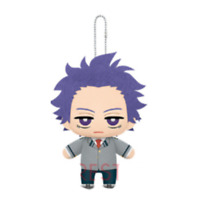 Banpresto My Hero Academia TOMONUI stuffed Soft plush 15cm vol.5 Hitoshi Shinsou