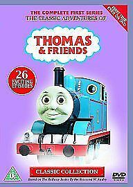 Thomas The Tank Engine And Friends - Classic Collection - Series 1 (DVD, 2005)