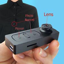Micro camera a bottone segreta nascosta cimice microspia micro spia spy cam foto