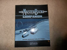 Precis Intermedia MasterBook RPG Companion