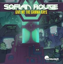 Sofian Rouge - Give Me the Gamma Rays [New CD] Extended Play, Manufactured On De