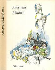 Hans Christian Andersen cuentos de hadas u historial, andersen cuentos de hadas 2, ill Ober países