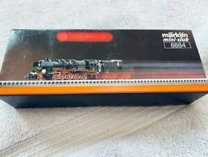 Marklin Z gauge mini-club # 8884 2-10-0 Steam Loco