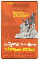 A THOUSAND CLOWNS Movie Promo POSTER B Dora Bryan Robert Stephens