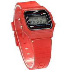 LED Digital Sports Watches Women Men Fashion Rubber Watch