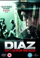Diaz - Don't Clean Up This Blood DVD (2013) Claudio Santamaria ***NEW***  UK