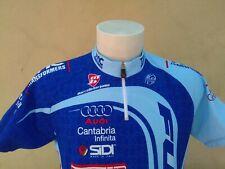 MAGLIA CICLISMO FUJI SERVETTO MARCELLO BERGAMO XXXL CYCLING SHIRT CAMISETA 0539