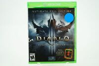 Diablo III Reaper of Souls Ultimate Evil Edition: Xbox One [Brand New]