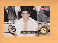 1995 96 KELLOGGS DONRUSS THE FIVER #NNO MARIO LEMIEUX PITTSBURGH PENGUINS