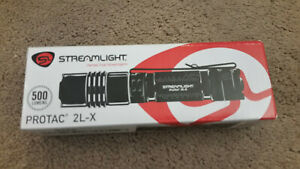 Streamlight 88063 ProTac 2L-X 500 Lumen Professional Tactical LED Flashlight
