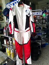 TUTA AUTO SPARCO LUNARGRID TG 50 - RACING OVERALL FIA 8856-2000 SIZE 50