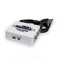 Old Skool AV / RCA to HDMI Converter Upscaler for NES SNES GENESIS & More! 1080p