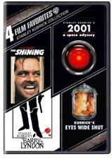 4 Film Favorites - Stanley Kubrick Collection (2012, DVD NEW)