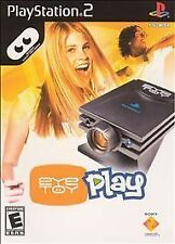 EyeToy: Play playstation 2 PS2