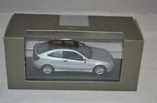 Minichamps Mercedes-Benz C-Klasse Sport Coupe grey silber 1:43 mint in box