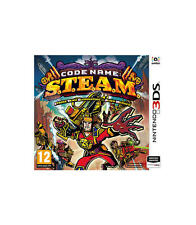 Code Name S.t.e.a.m. - 3ds-nintendo 3DS