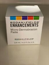 Rodan and Fields Microdermabrasion Paste New and Sealed 4.2 Fl. Oz. Ex 2023