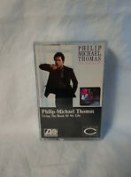 Living the Book of My Life by Philip-Michael Thomas (1985/Casette) *California*