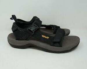 Teva Men's Sandals Water River Shoes Hiking Black US 9