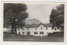 Cumbria postcard - The Annexe, Glenthorne Guest House, Grasmere - RP
