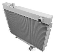 Champion 3 Row All Alum Radiator For 1964 - 68 Ford Galaxie 500 (Small Block)