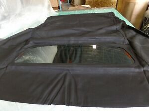 Ford Mustang 05/14 OEM fabric convertible top