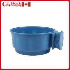 CA#6 Winter Pet Dog Heating Bowl Constant Temperature Cage Hanging Water Basin