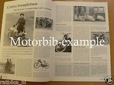 BRO0301-CENTRO HISTORY,PUCH PROTOTYPES,HONDA C320,ETTORE BUGATTI,AERMACCHI HD,