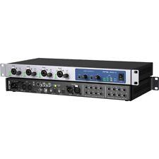 RME Fireface 802 24 Bit/192 kHz, 60 ch Hi Performance USB 2.0 Interface