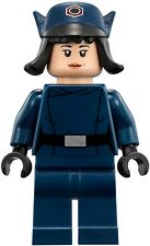 LEGO STAR WARS Rose in First Order Disguise MINIFIG new from Lego set #75201 New