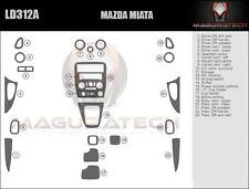 Fits Mazda Miata 2001-2005 Large Premium Wood Dash Trim Kit