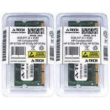 8GB KIT 2 x 4GB HP Compaq HP 6730b 6730p 6730s 6735b 6735s 6830s Ram Memory