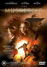 The Musketeer (DVD, 2002) Justin Chambers, Mena Suvari, Tim Roth