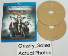 USED Snow White and the Huntsman Blu Ray -Canadian Seller-