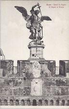 ROMA - CASTEL S. ANGELO - L'ANGELO IN BRONZO - NV
