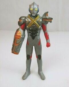 """2016 Ultraman X Eleking Armor Ultra Hero Series 03 Bandai 5.5""""  Vinyl figure"""